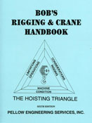 Bob's Rigging and Crane Handbooks 9th Edition